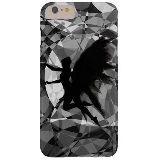 Funda Barely There iPhone 6 Plus Silueta de hadas