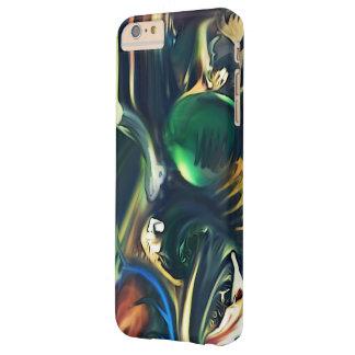 Funda Barely There iPhone 6 Plus Streetart