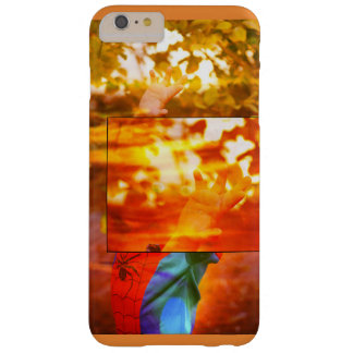 Funda Barely There iPhone 6 Plus superhombre
