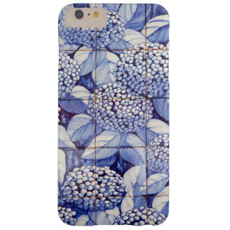 Funda Barely There iPhone 6 Plus Tejas florales