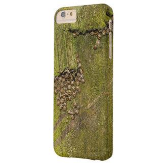 Funda Barely There iPhone 6 Plus Textura de la corteza de árbol