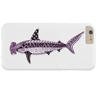 Funda Barely There iPhone 6 Plus Tiburón de Hammerhead