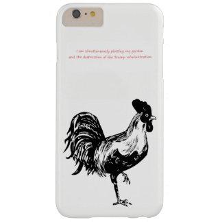 Funda Barely There iPhone 6 Plus Todo el peck elegante de los pájaros en el triunfo