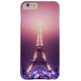 Funda Barely There iPhone 6 Plus Torre Eiffel