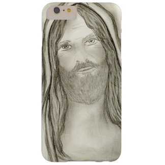 Funda Barely There iPhone 6 Plus Un Jesús solemne