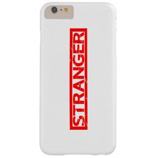 Funda Barely There iPhone 6 Plus Un sello más extraño