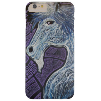 Funda Barely There iPhone 6 Plus Unicornio