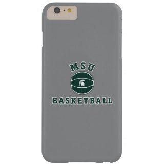 Funda Barely There iPhone 6 Plus Universidad de estado del baloncesto el | Michigan