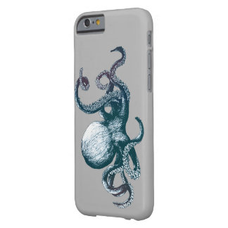 Funda Barely There iPhone 6 Pulpo