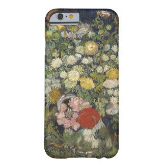 Funda Barely There iPhone 6 Ramo de flores en un florero