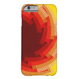 Funda Barely There iPhone 6 Ritmos nativos del verano