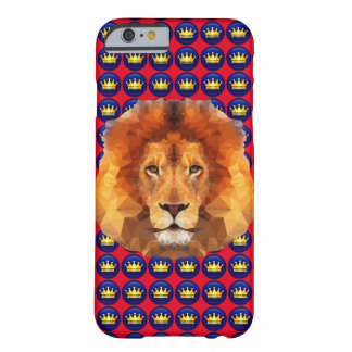 Funda Barely There iPhone 6 Roarlty