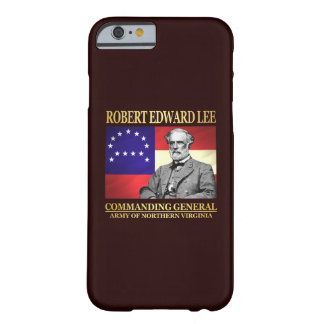 Funda Barely There iPhone 6 Robert E Lee (general en jefe)