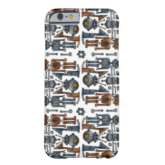 Funda Barely There iPhone 6 Robotz