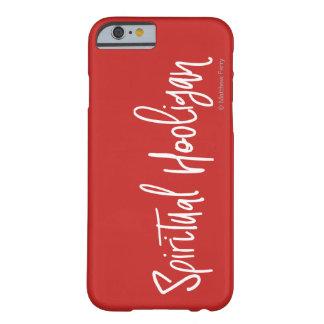 Funda Barely There iPhone 6 Rojo espiritual de la caja del teléfono de la