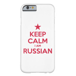 FUNDA BARELY THERE iPhone 6  RUSIA