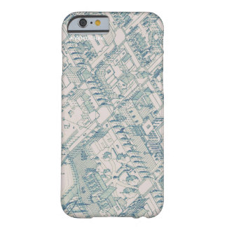 Funda Barely There iPhone 6 Sabiduría en arquitectura