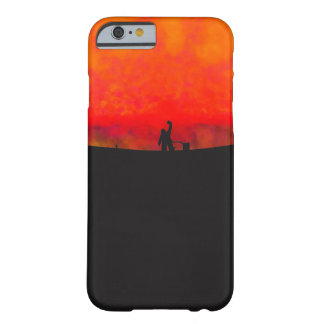 Funda Barely There iPhone 6 Salida del sol de la mañana