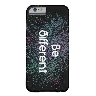 Funda Barely There iPhone 6 Sea diferente