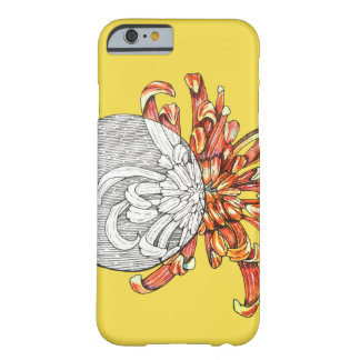 Funda Barely There iPhone 6 Sea mi flor