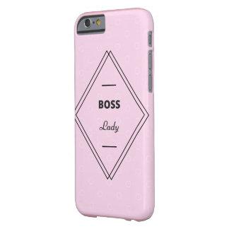 Funda Barely There iPhone 6 Señora de Boss