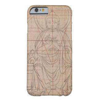 Funda Barely There iPhone 6 Simetría tibetana