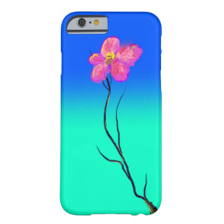 Funda Barely There iPhone 6 Sola flor