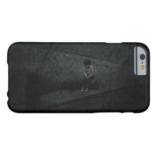 Funda Barely There iPhone 6 Solamente en un mundo grande