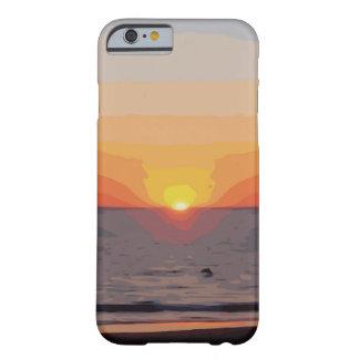 FUNDA BARELY THERE iPhone 6  SUNRISE-SUNSET