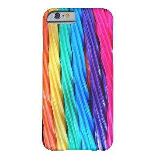 Funda Barely There iPhone 6 Torsión del arco iris