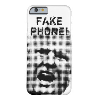 Funda Barely There iPhone 6 ¡Trumpism - teléfono falso!