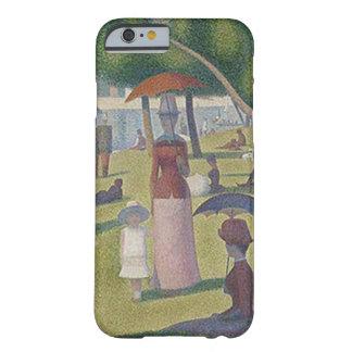 Funda Barely There iPhone 6 Un ~ Jorte Seurat de la tarde de Sundy