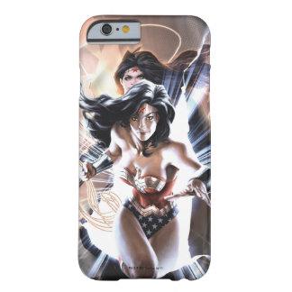 Funda Barely There iPhone 6 Variante cómica de la cubierta #609 de la Mujer