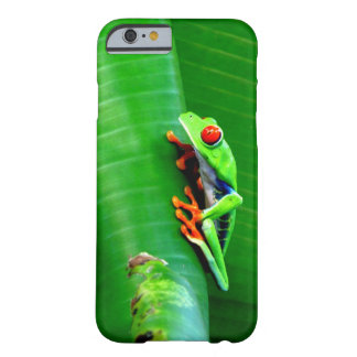 Funda Barely There iPhone 6 ¡Verde de pensamiento!