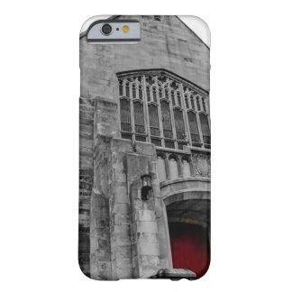Funda Barely There iPhone 6 Vieja caja del teléfono de la iglesia