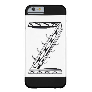 """FUNDA BARELY THERE iPhone 6  """"Z """""""
