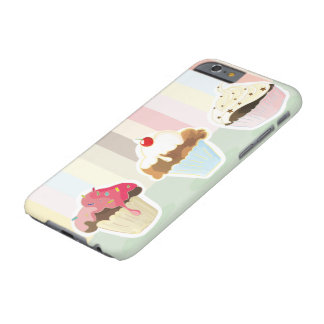 FUNDA BARELY THERE PARA iPhone 6