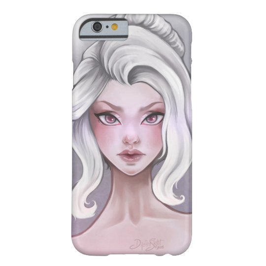 Funda Barely There Para iPhone 6 Albino sexy