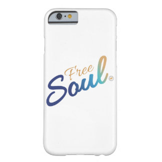 Funda Barely There Para iPhone 6 Alma libre - caja blanca del iPhone 6