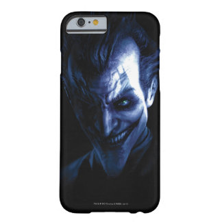 Funda Barely There Para iPhone 6 Batman: Asilo el | de Arkham el comodín en sombra