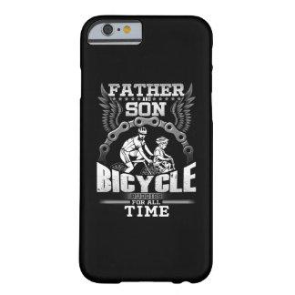 Funda Barely There Para iPhone 6 Bicicleta del hijo del padre
