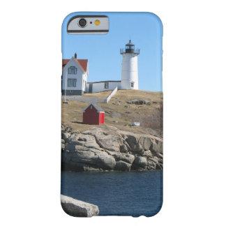 Funda Barely There Para iPhone 6 Cabo ligero Neddick Maine de la protuberancia