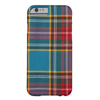 Funda Barely There Para iPhone 6 caja Apple del teléfono del tartán del iPhone
