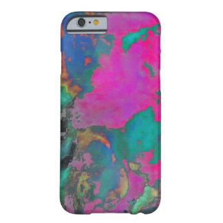Funda Barely There Para iPhone 6 Caja coloreada multi del iPhone 6