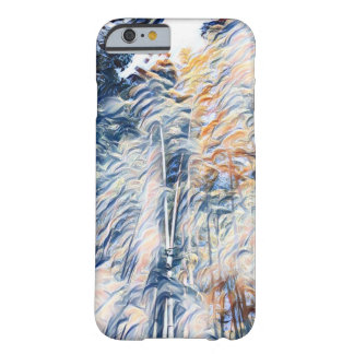 Funda Barely There Para iPhone 6 Caja de bambú del teléfono