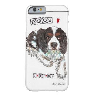 Funda Barely There Para iPhone 6 Caja del teléfono celular del amigo de Furrever