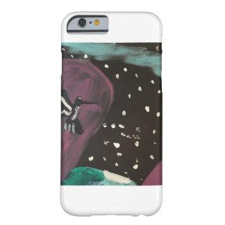Funda Barely There Para iPhone 6 Caja del teléfono del colibrí