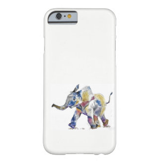 Funda Barely There Para iPhone 6 Caja del teléfono del elefante