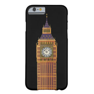 Funda Barely There Para iPhone 6 Caso del iPhone 6/6S Barely There de Big Ben