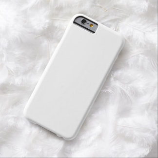 Funda Barely There Para iPhone 6 Caso del iPhone 6/6s de Barely There de la
